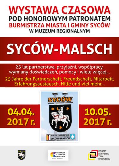 Wystawa Syców-Malsch