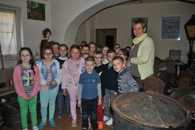 Uniwersytet Dziecięcy w Muzeum Regionalnym w Sycowie