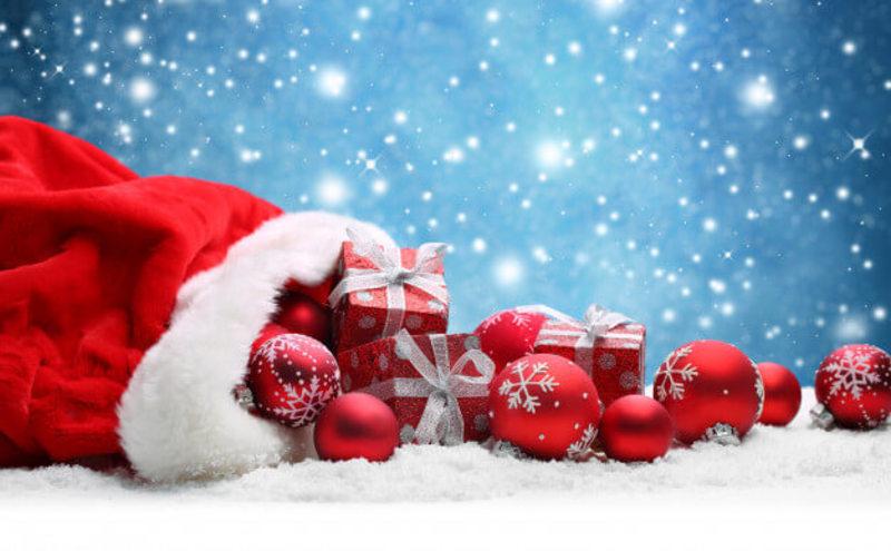 Zdrowych Wesołych Świąt!
