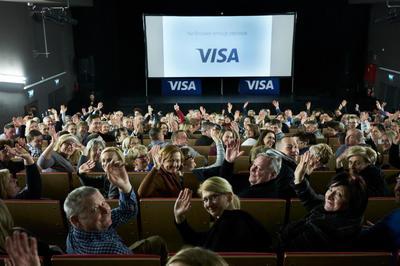 Objazdowe Kino Visa w Sycowie