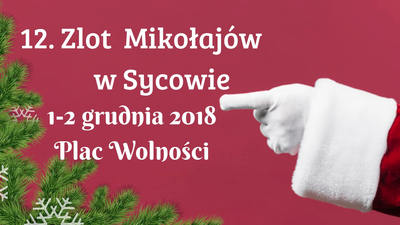 12. Zlot Mikołajów w Sycowie