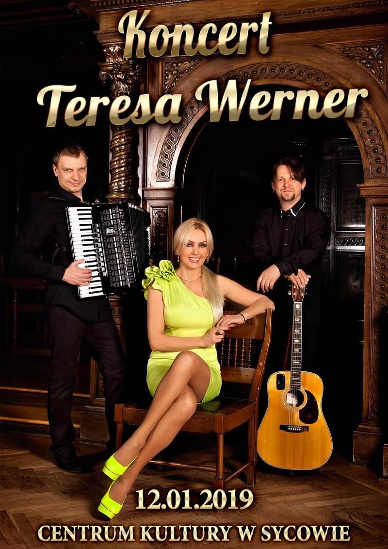 Koncert Teresy Werner