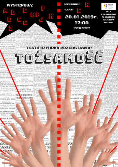Tożsamość - spektakl teatralny