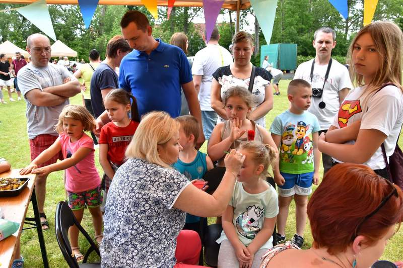 Tłumy na Dniu Dziecka w Sycowie