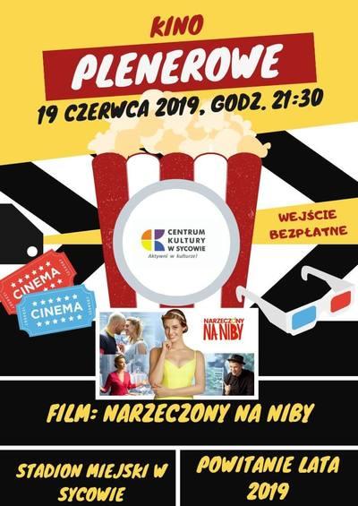 Plenerowe Kino w Sycowie