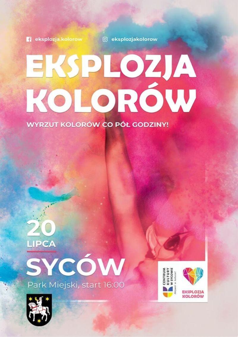 Eksplozja Kolorów w Sycowie