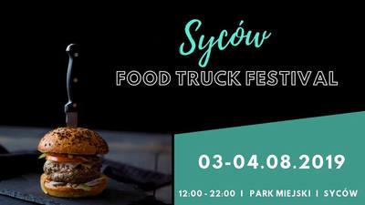 FOOD TRUCK FESTIWAL w Parku Miejskim w Sycowie