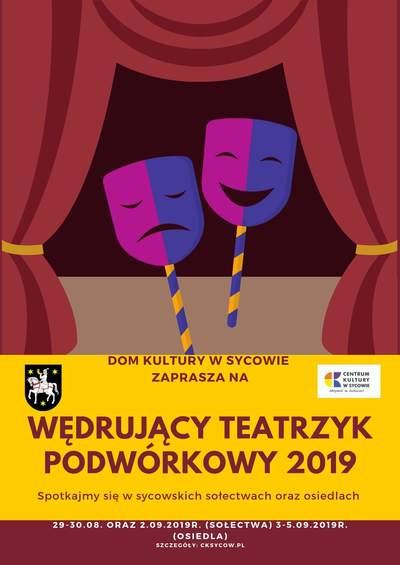 Wędrujący Teatrzyk Podwórkowy 2019