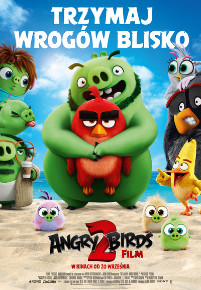 """""""Angry Birds 2"""