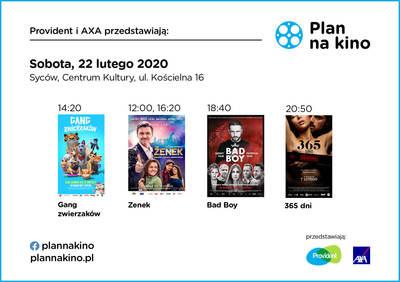 Plan na Kino