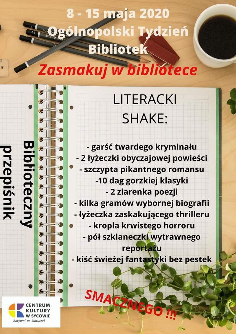 Ogólnopolski Tydzien Bibliotek