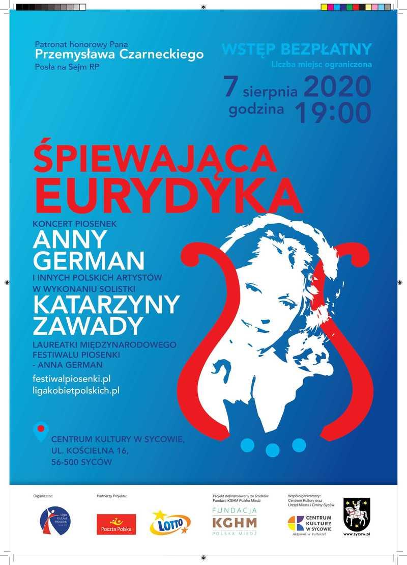 Spiewajaca  Eurydyka