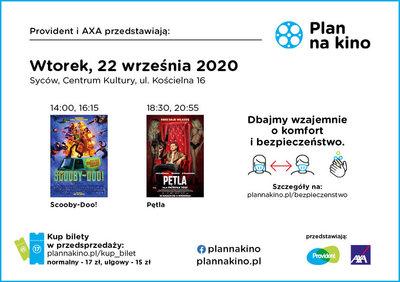Plan na kino: przedstawiają Prowident i AXA