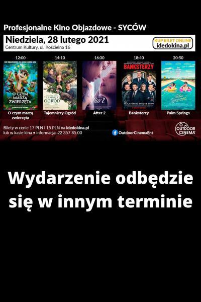 Profesjonalne Kino Objazdowe OUTDOOR CINEMA